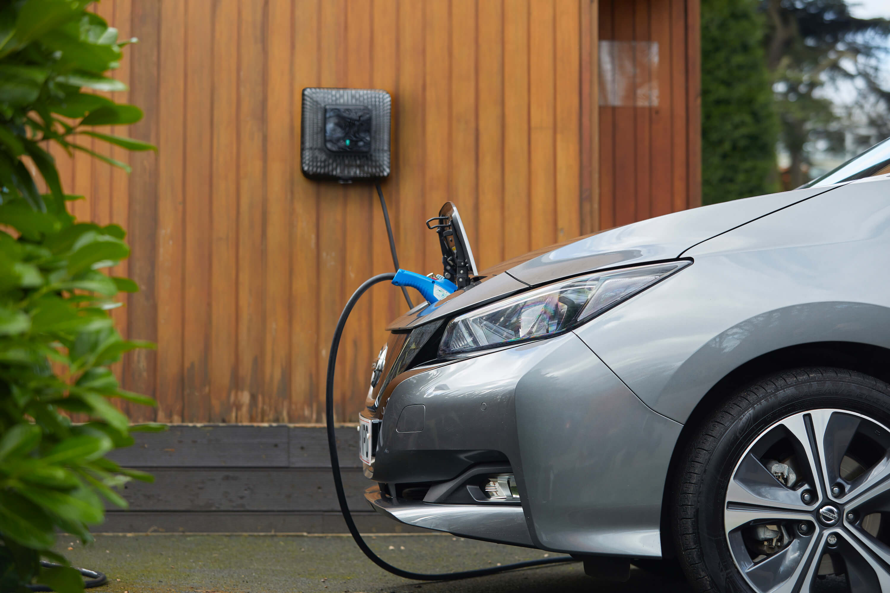 Wallbox solution allows drivers to transfer energy into the grid (Credit: Electric Nation)