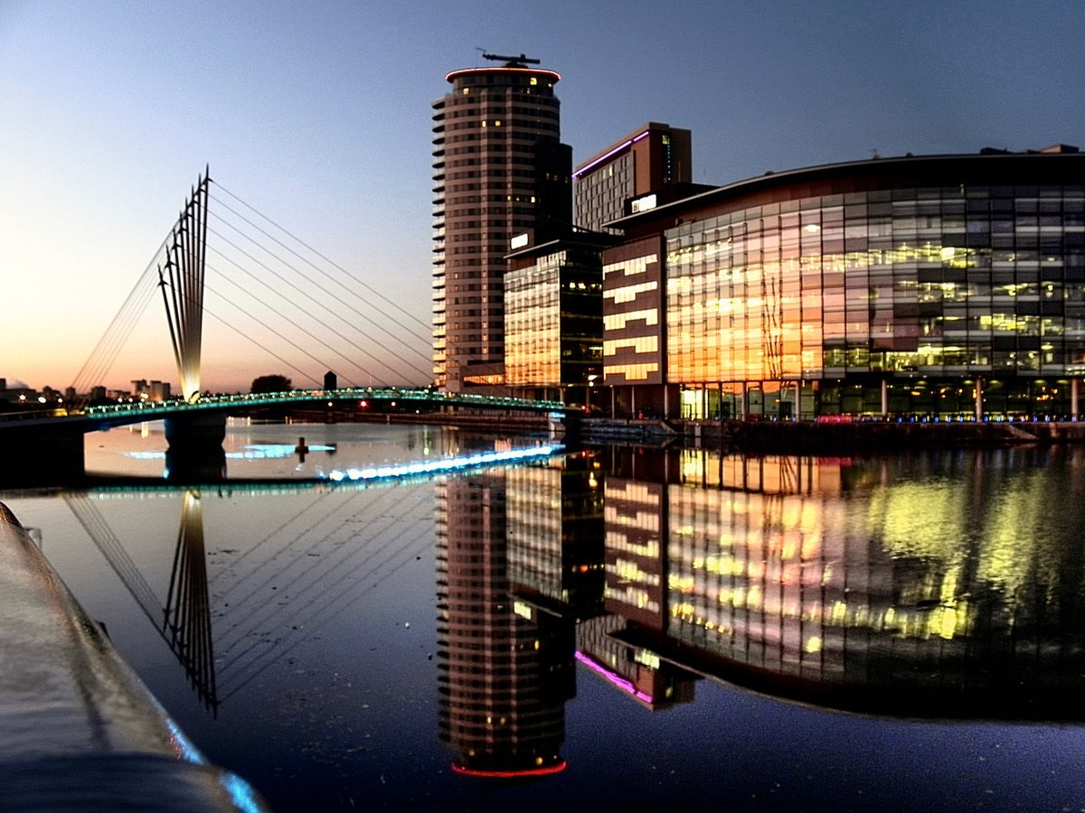 Start-ups will receive masterclasses, online coaching and access to decision makers from the industry and investment community (Credit: MediaCityUK)