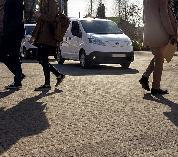 Brigade Electronics is trialling its Quiet Vehicle Sounder to give pedestrians warning of approaching electric vehicles