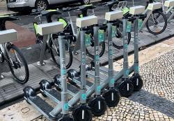 Lisbon micromobility options