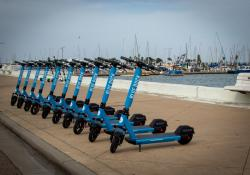 Blue Duck is also a micromobility provider in North Carolina, Mississippi and Texas (Credit: Hugh Donagher)