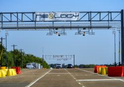 Texas A&M Transportation Institute Neology research centre tolling C/AVs