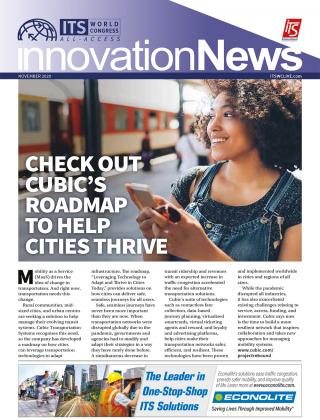 ITS World Congress All-Access Innovation News Issue 3