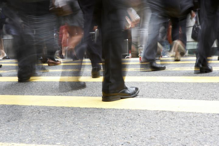 St. Louis also looking for people with everyday experience of walking (© Monkey Business Images | Dreamstime.com)