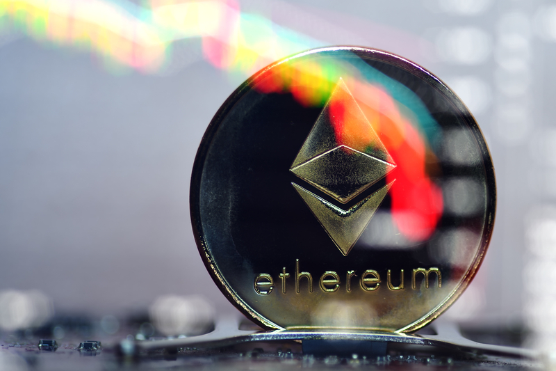 Ethereum cryptocurrency blockchain © Znm | Dreamstime.com