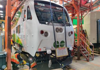 Invision AI Thales Metrolinx Go Train sensing capabilities rail systems