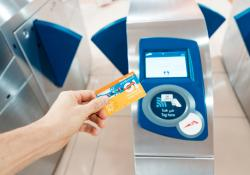 Dubai's Roads and Transport Authority Visa Nol Card ticketing studies cashless economy